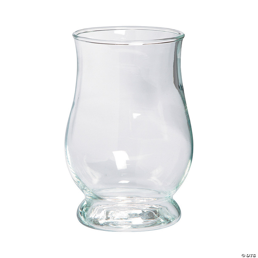 Hurricane Glass Vase Discontinued