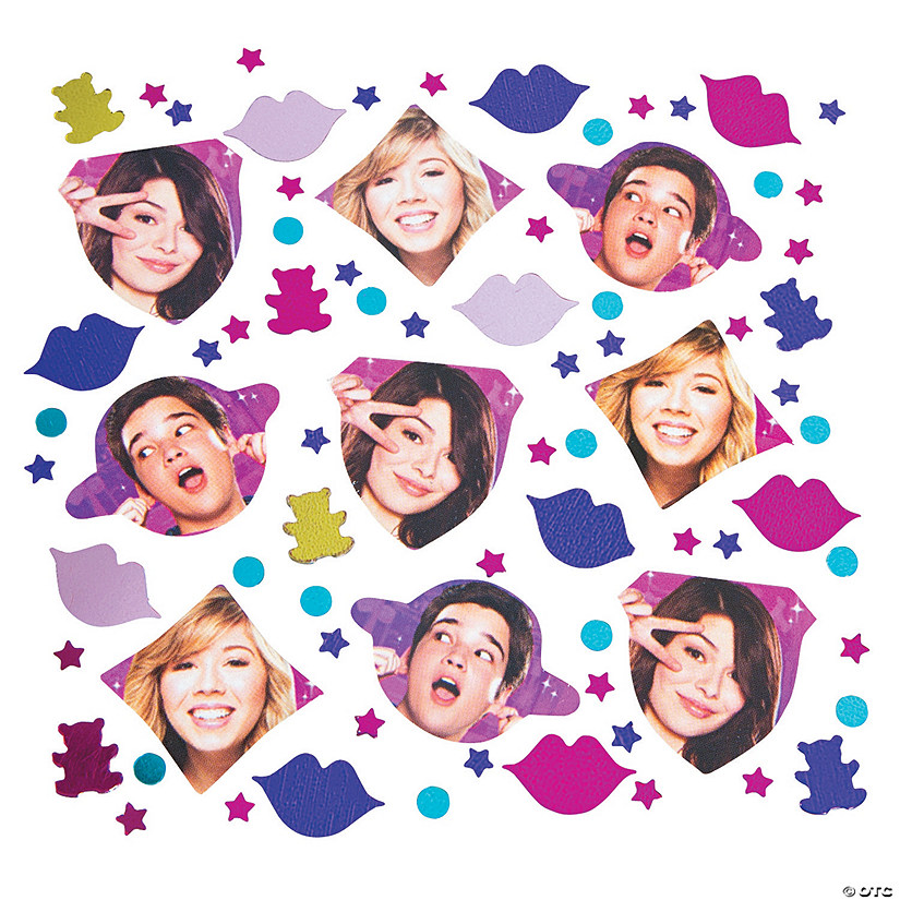 iCarly™ Confetti Audio Thumbnail