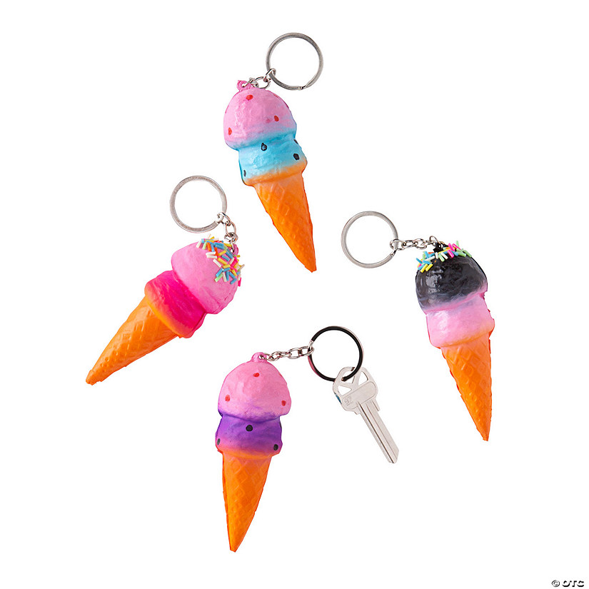 Ice Cream Squishy Keychains Audio Thumbnail