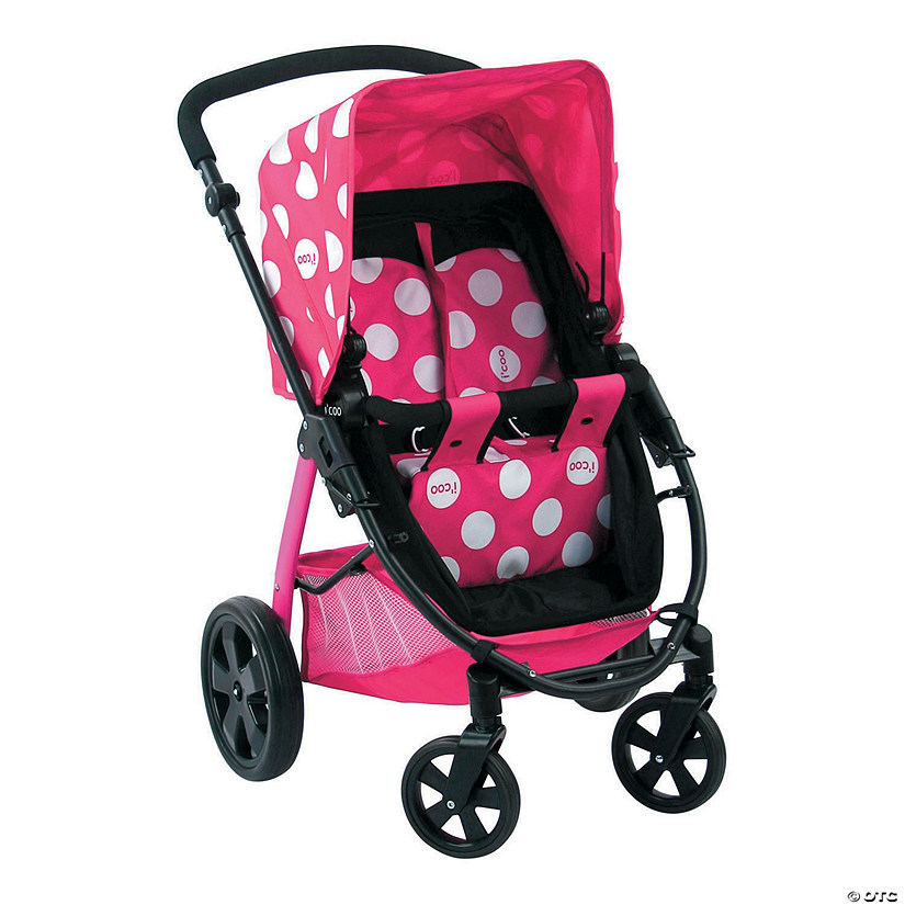iCoo Pacific Duo Doll Stroller