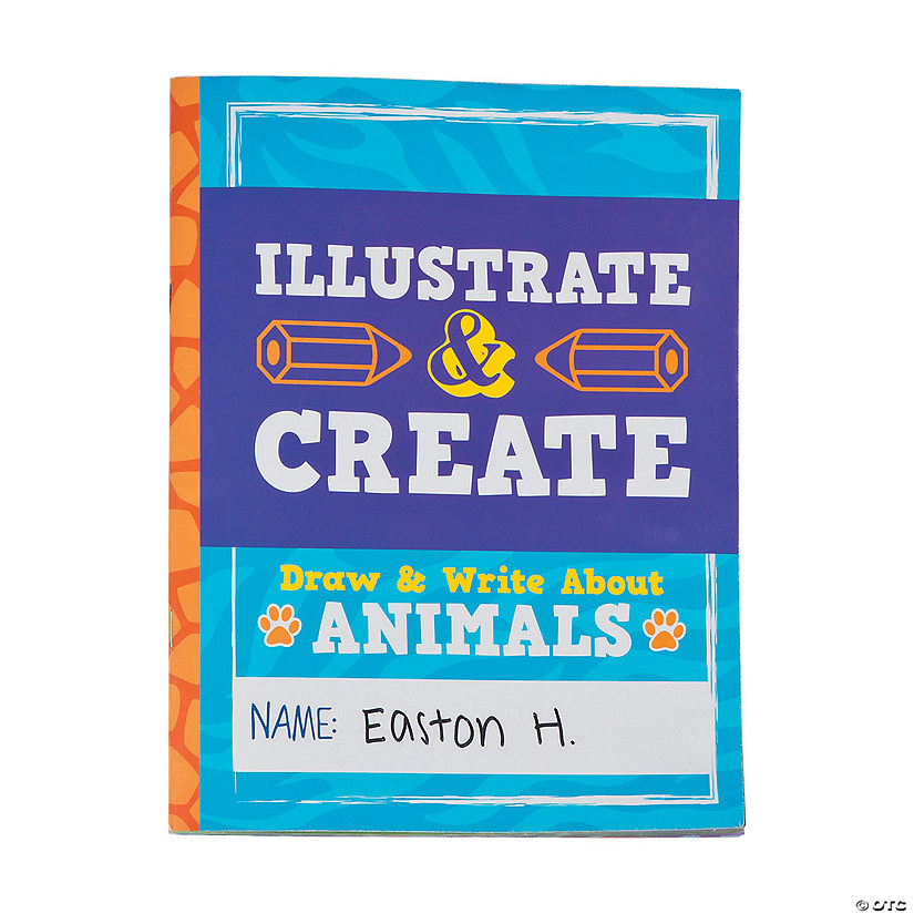 Illustrate & Create Journals