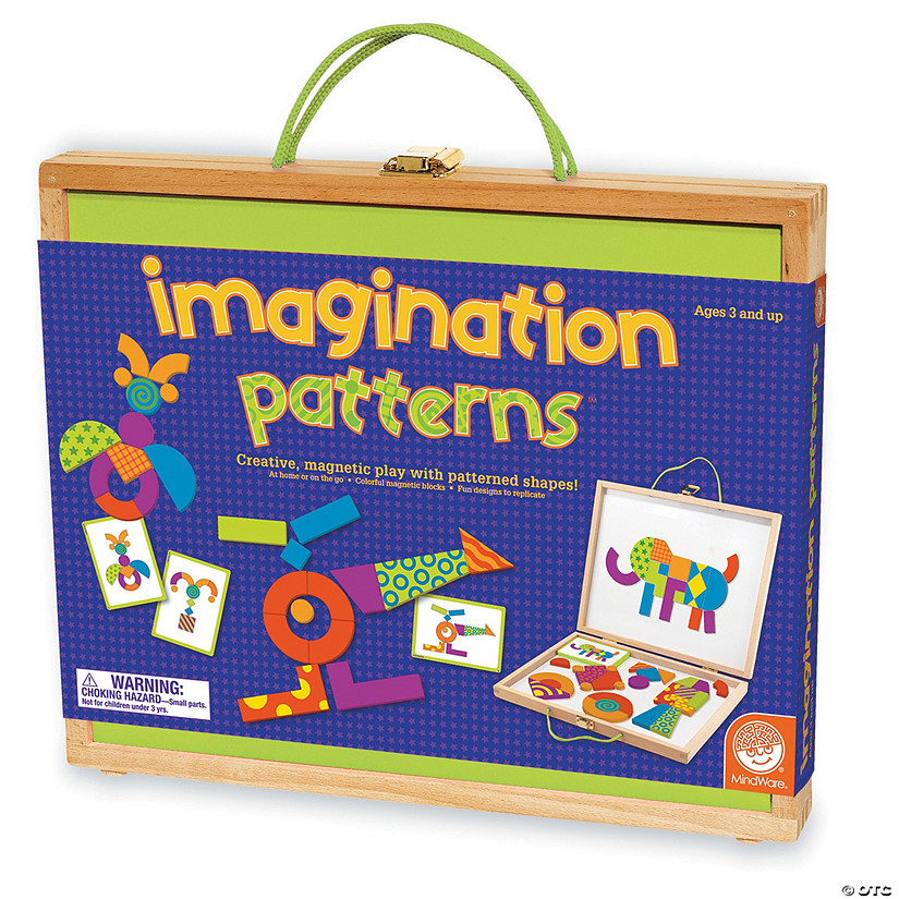 Imagination Patterns Image Thumbnail
