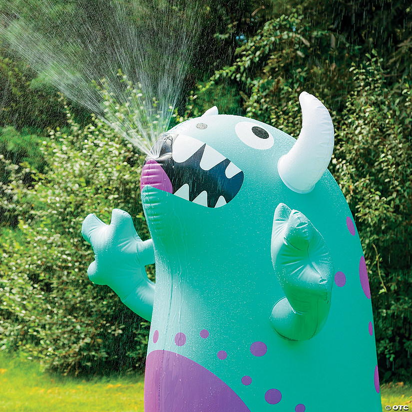 Inflatable BigMouth<sup>&#174;</sup> Ginormous Monster Sprinkler Image Thumbnail