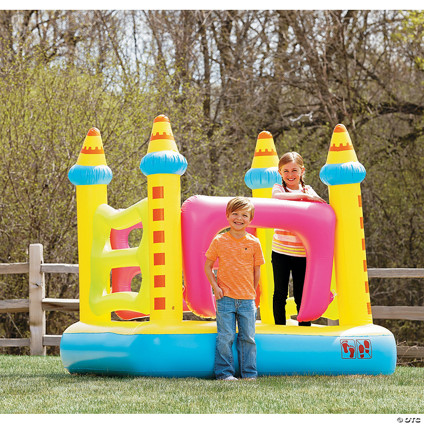 Inflatable Castle Bouncer Audio Thumbnail