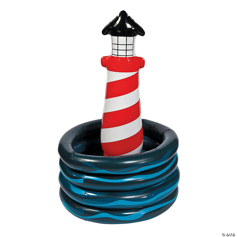 Inflatable Lighthouse Cooler Audio Thumbnail