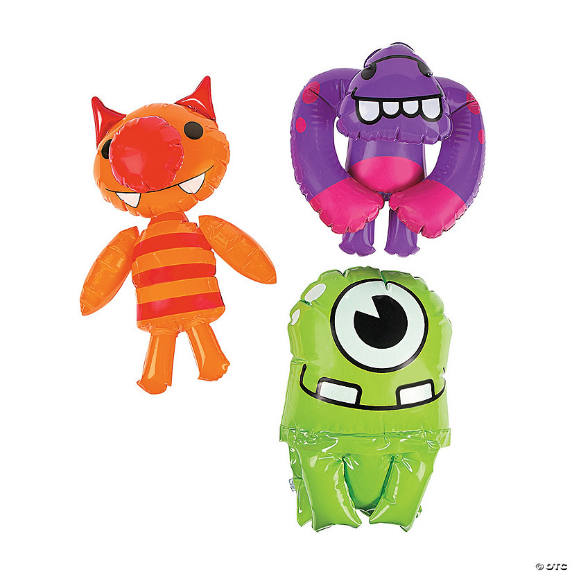 Inflatable Monster Characters