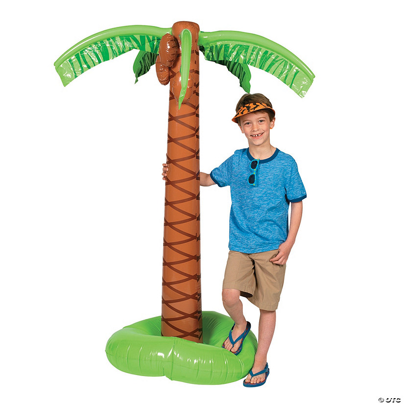 Inflatable Palm Tree Audio Thumbnail