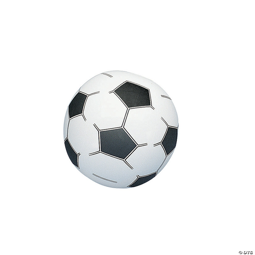 Inflatable Soccer Balls Audio Thumbnail