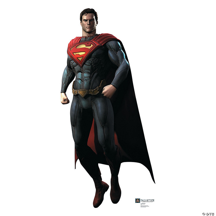 Injustice: Gods Among Us<sup>&#8482;</sup> Superman Stand-Up Audio Thumbnail