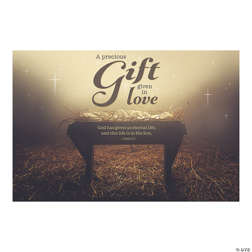 Inspirational Nativity Backdrop Audio Thumbnail