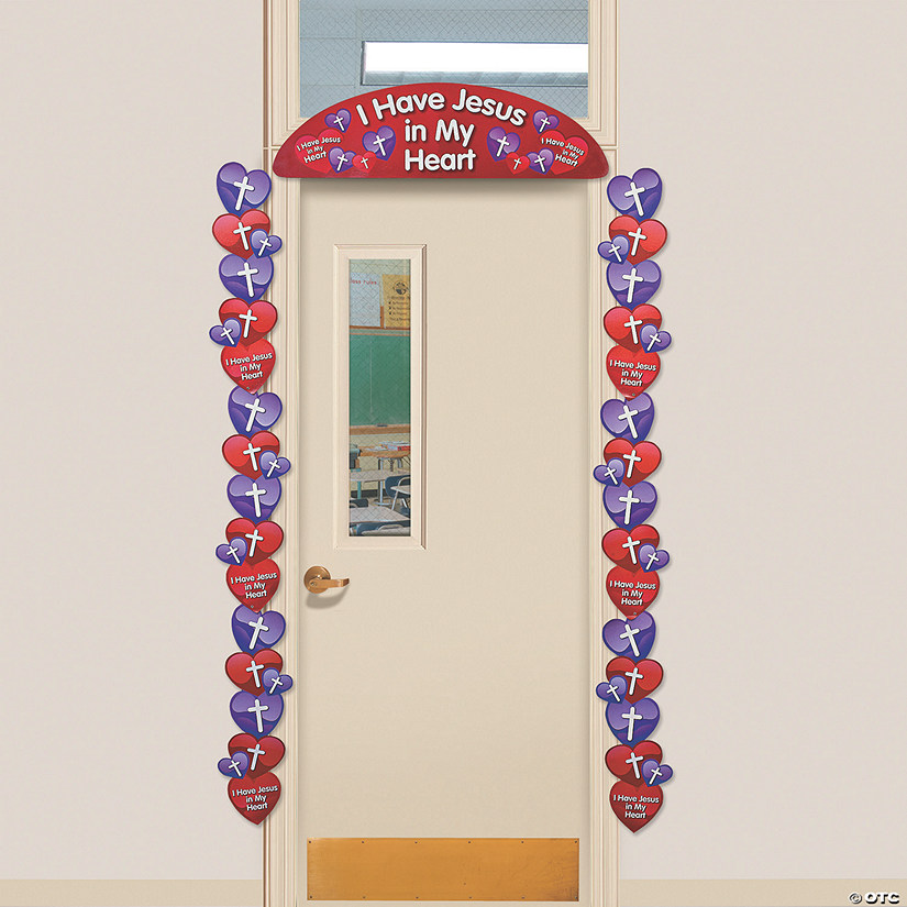 Inspirational Valentine Door Border Audio Thumbnail