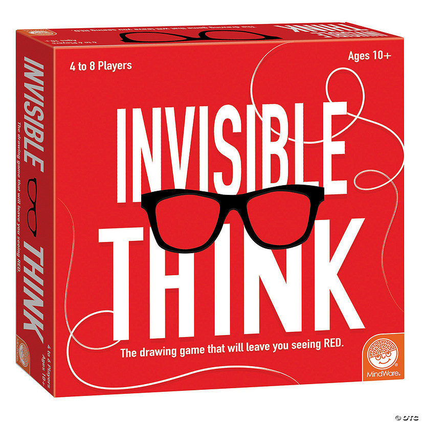 Invisible Think Image Thumbnail
