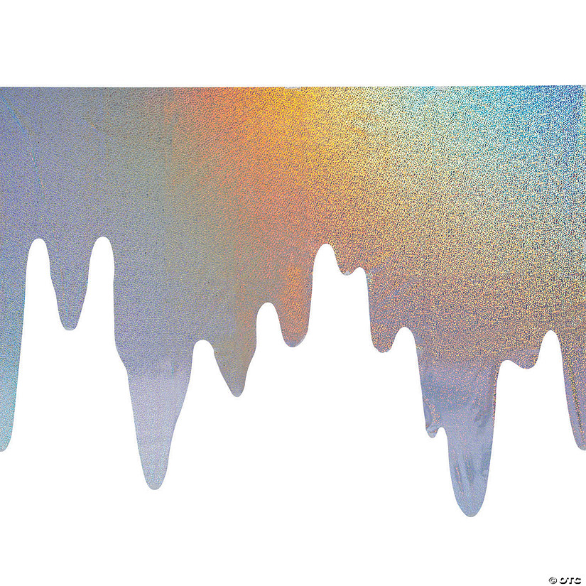 Iridescent Mylar Icicle Décor Audio Thumbnail