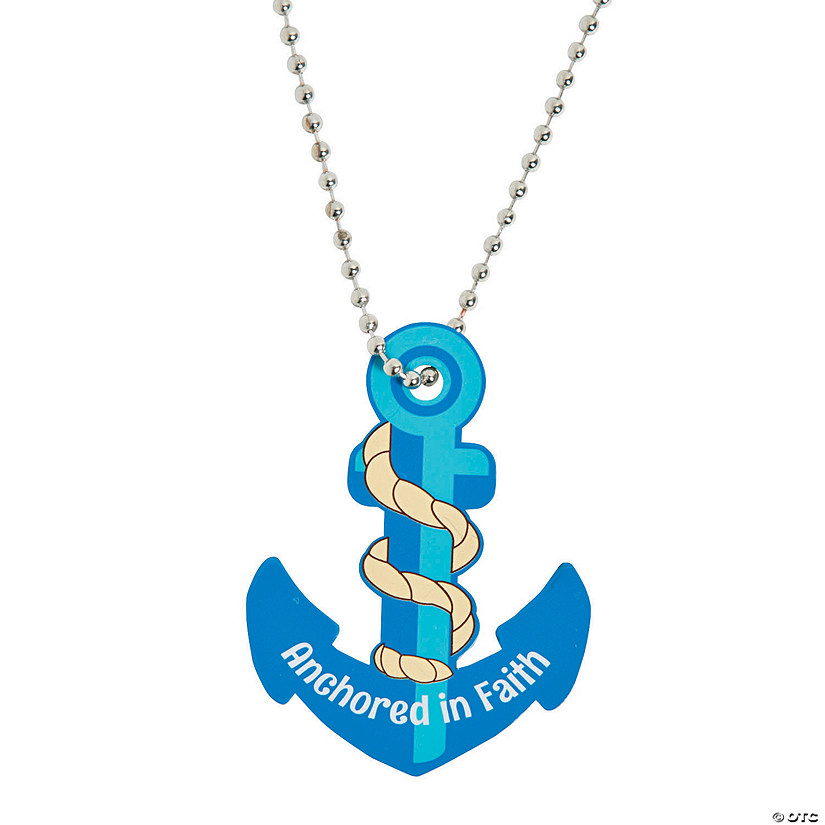 Island VBS Dog Tag Necklaces