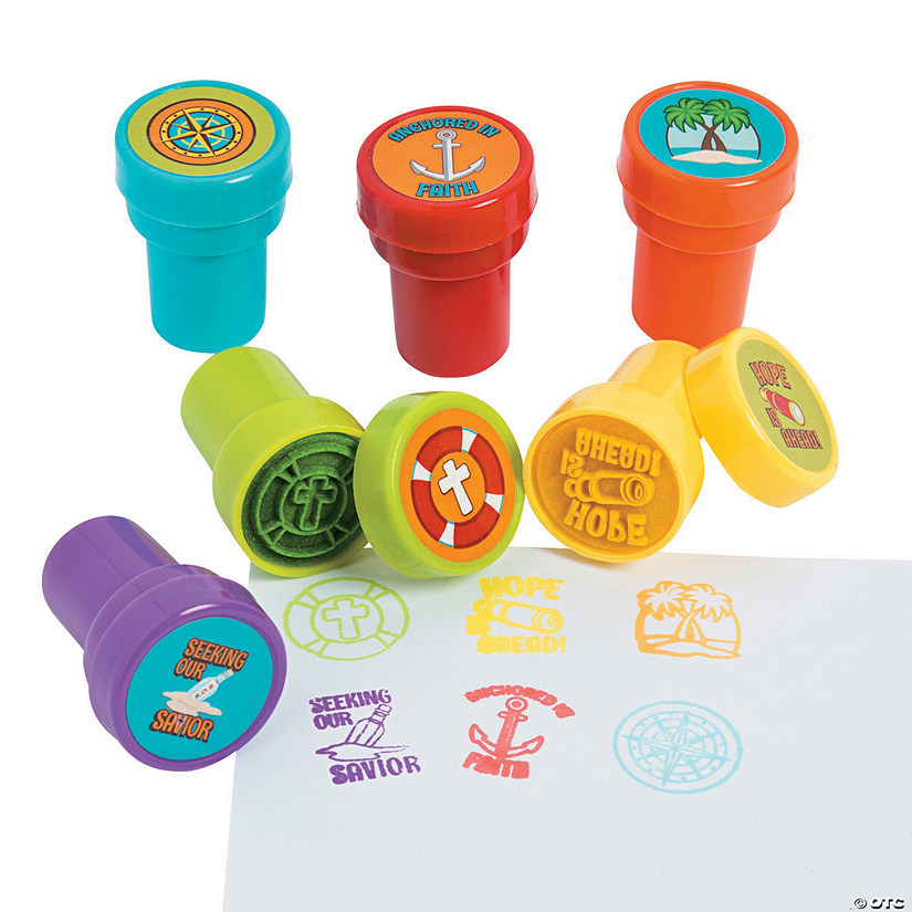 Island VBS Stampers Audio Thumbnail