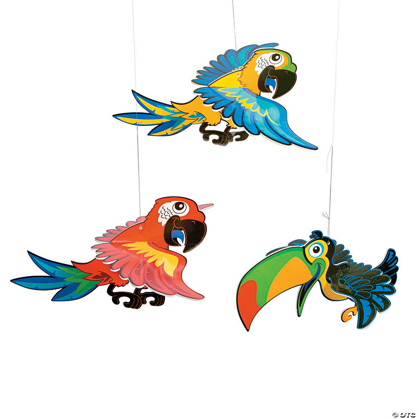 Island VBS Tropical Birds