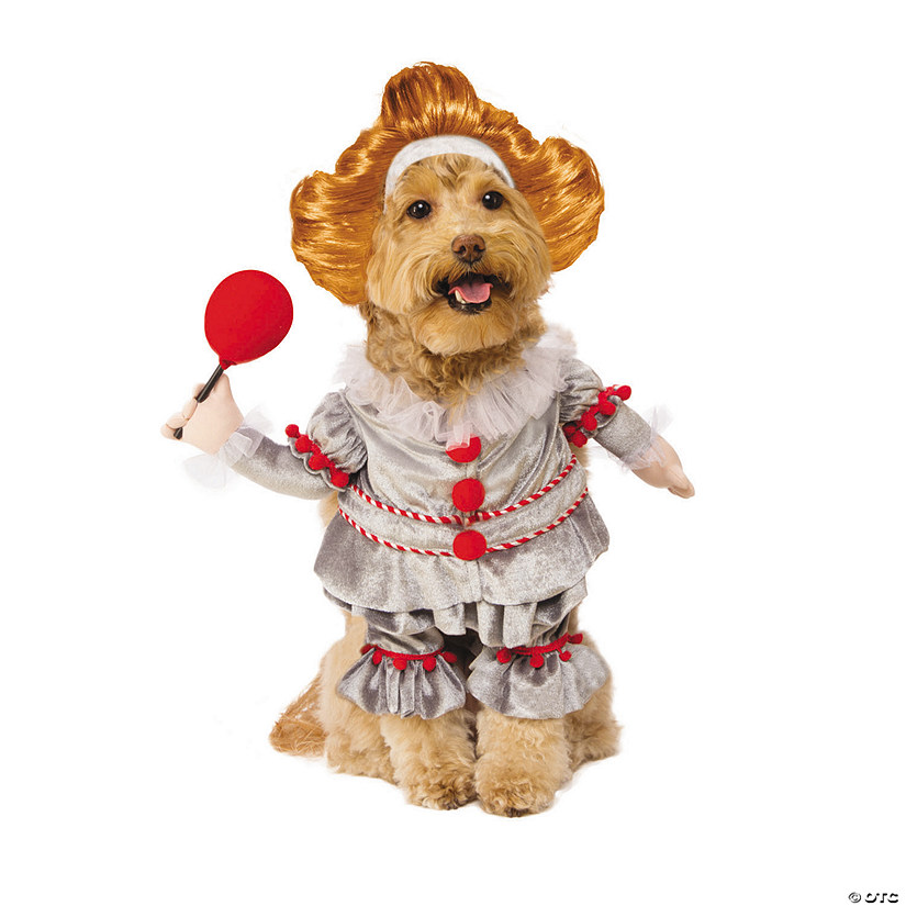 It Walking Pennywise Dog Costume Audio Thumbnail