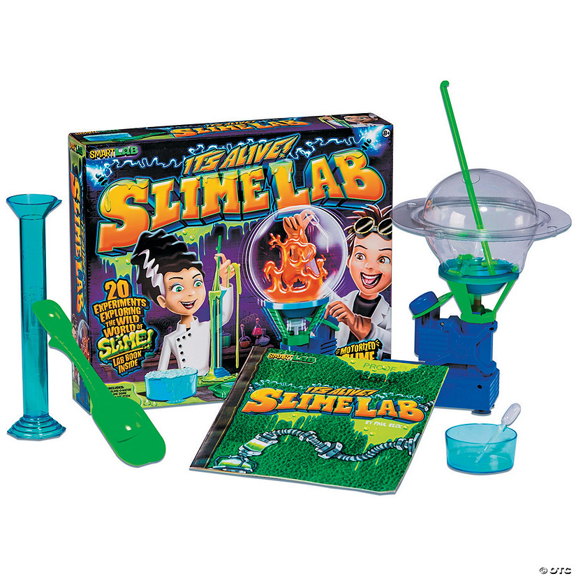 It's Alive Slime Lab Audio Thumbnail