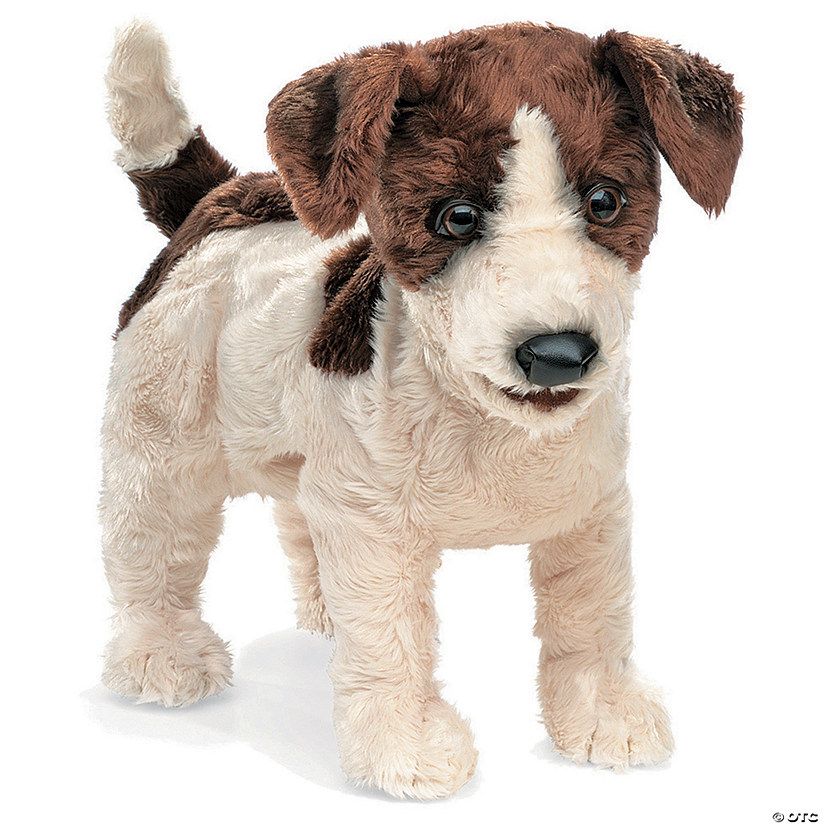 Jack Russell Terrier Puppet Audio Thumbnail