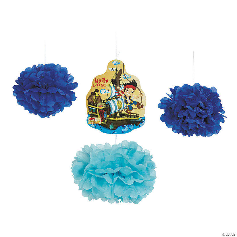 Jake The Neverland Pirates Tissue Paper Decorations Oriental