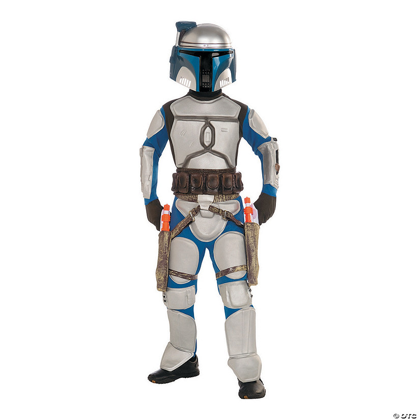 Jango Fett Holster & Two Blasters Set