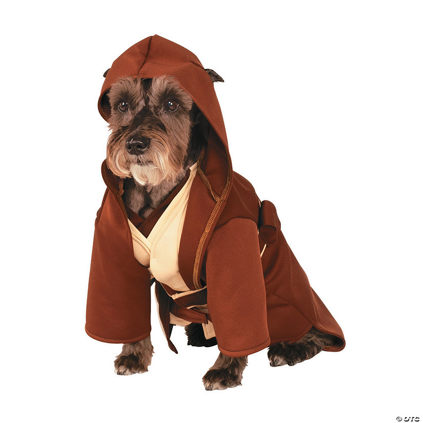 Jedi Robe Dog Costume Audio Thumbnail