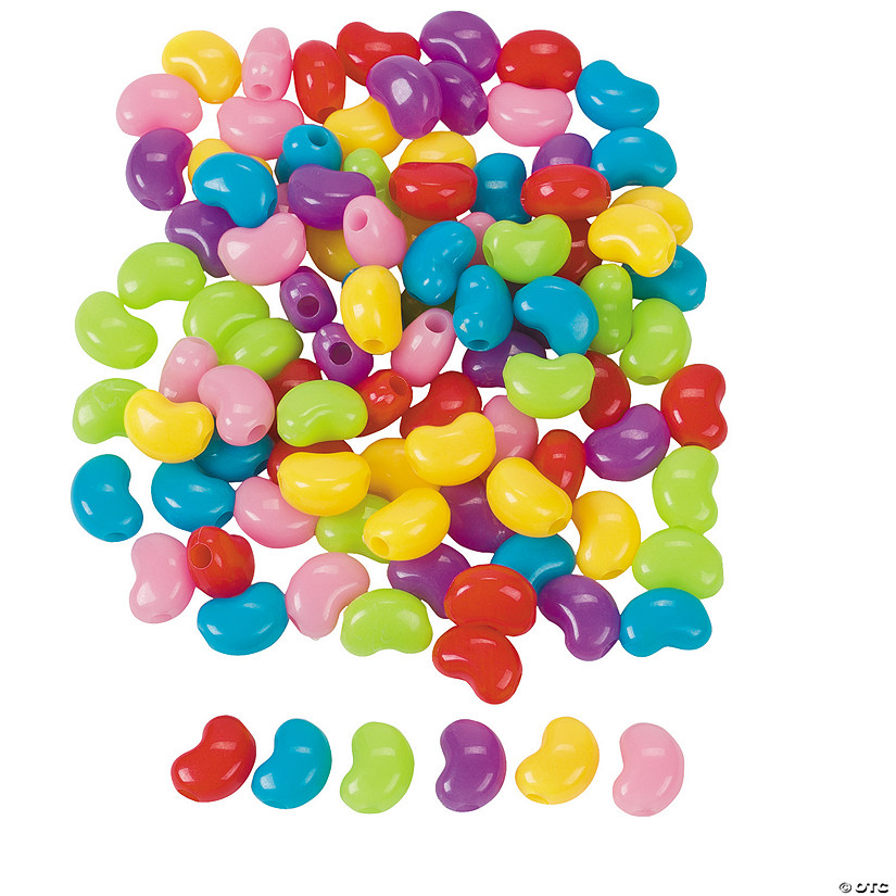 Jelly Bean Beads - 12mm Audio Thumbnail