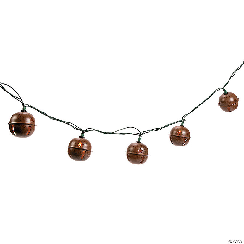 Jingle Bell String Lights