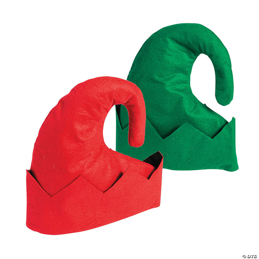 Jolly Elf Hats Image Thumbnail