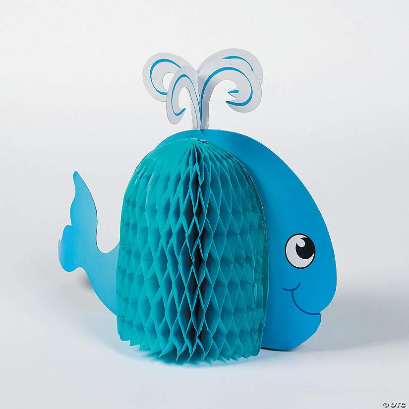 Jonah The Whale Centerpiece Discontinued