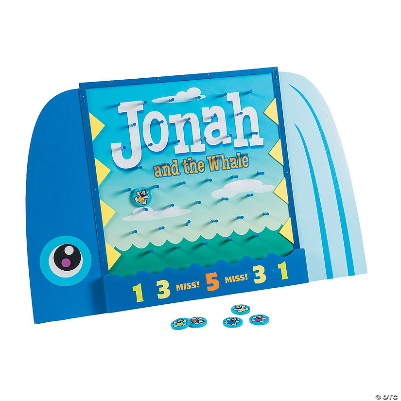 Jonah & the Whale Disc Drop Game Audio Thumbnail