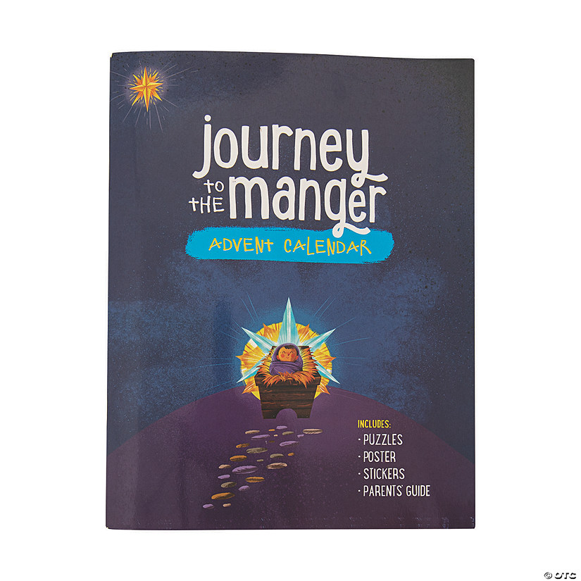 Journey to the Manger Advent Calendar Image Thumbnail
