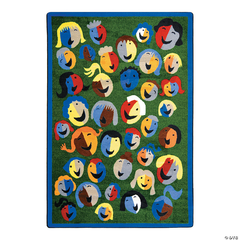 Joyful Faces® Classroom Rug