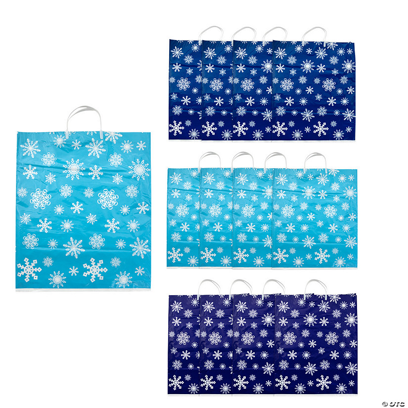 Jumbo Holiday Goody Bags Image Thumbnail