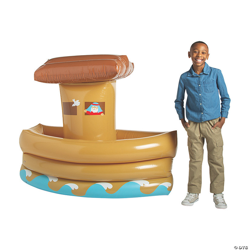 Jumbo Inflatable Noah's Ark Audio Thumbnail
