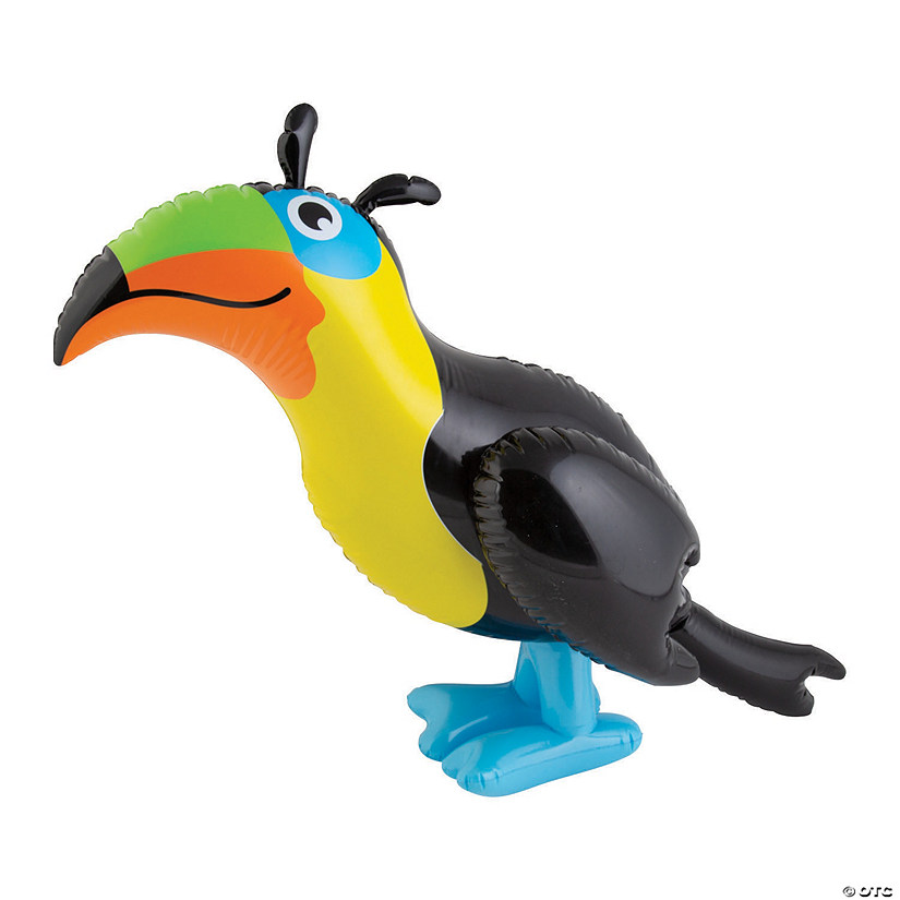 Jumbo Inflatable Tropical Toucan Audio Thumbnail
