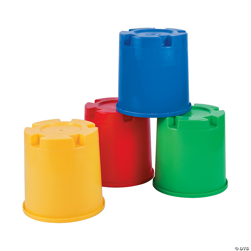 Jumbo Stacking Buckets