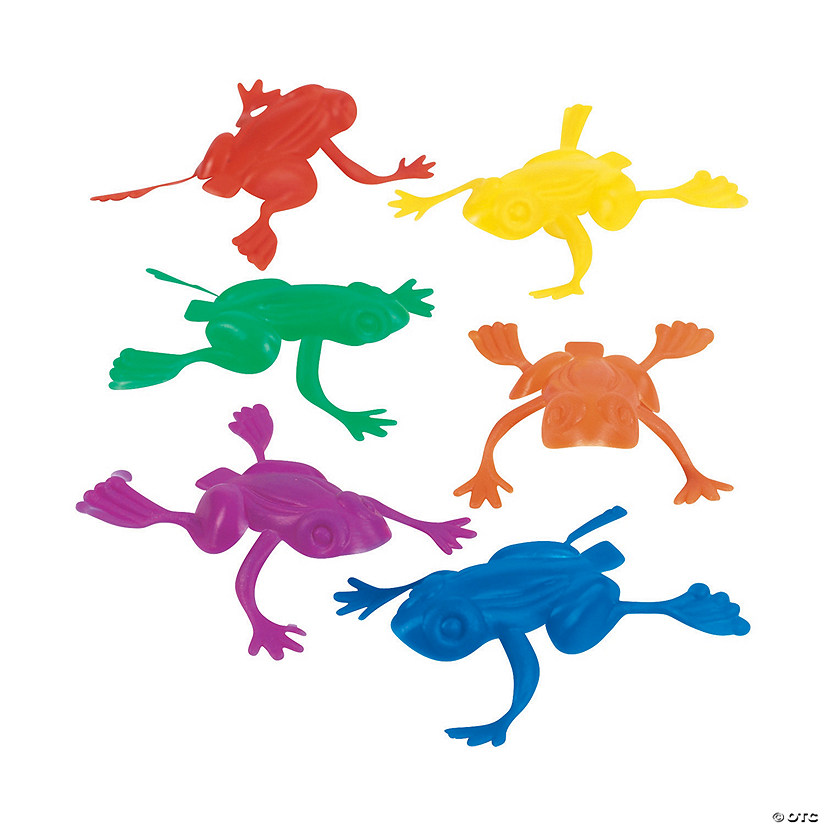 Jumping Frogs Image Thumbnail