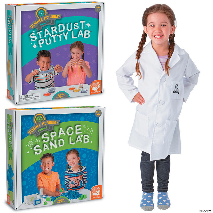 Junior Scientist Starter Set Audio Thumbnail