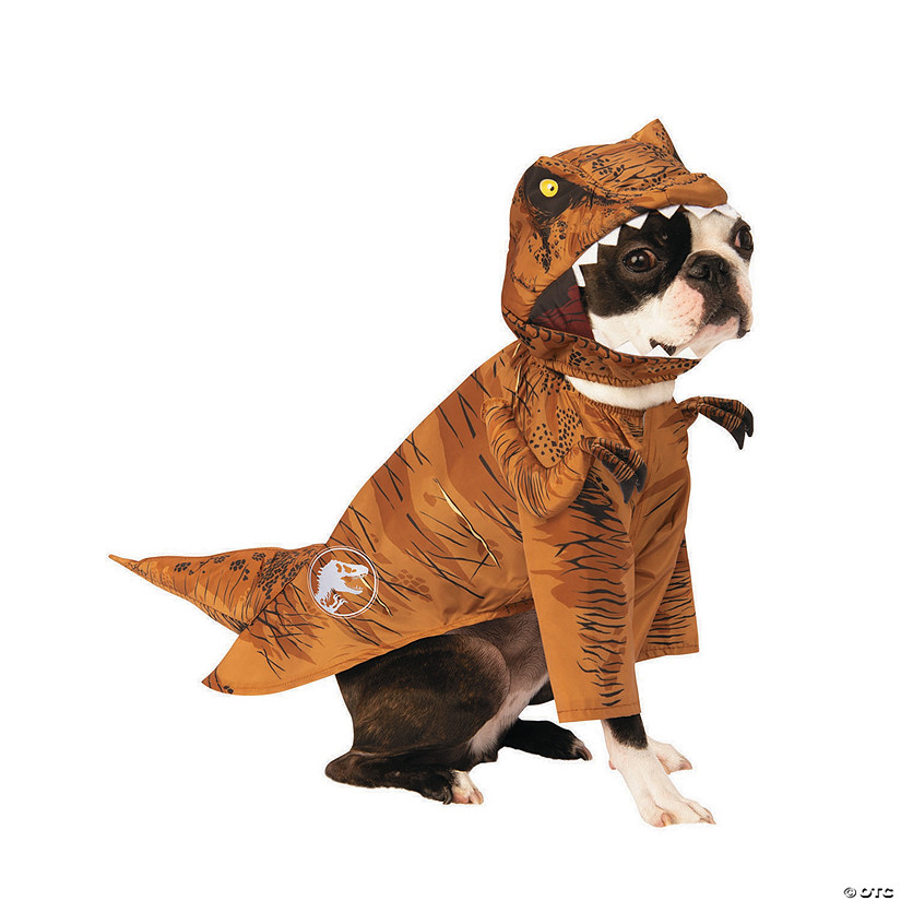 Jurassic World: Fallen Kingdom™ T-Rex Dog Costume Audio Thumbnail