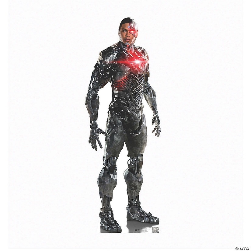 Justice League™ Cyborg Stand-Up Audio Thumbnail