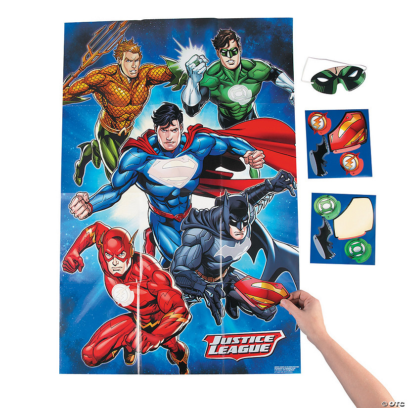 Justice League™ Party Game Image Thumbnail