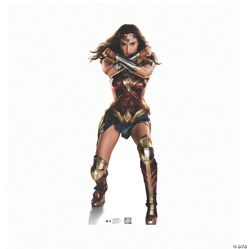 Justice League™ Wonder Woman Stand-Up Audio Thumbnail