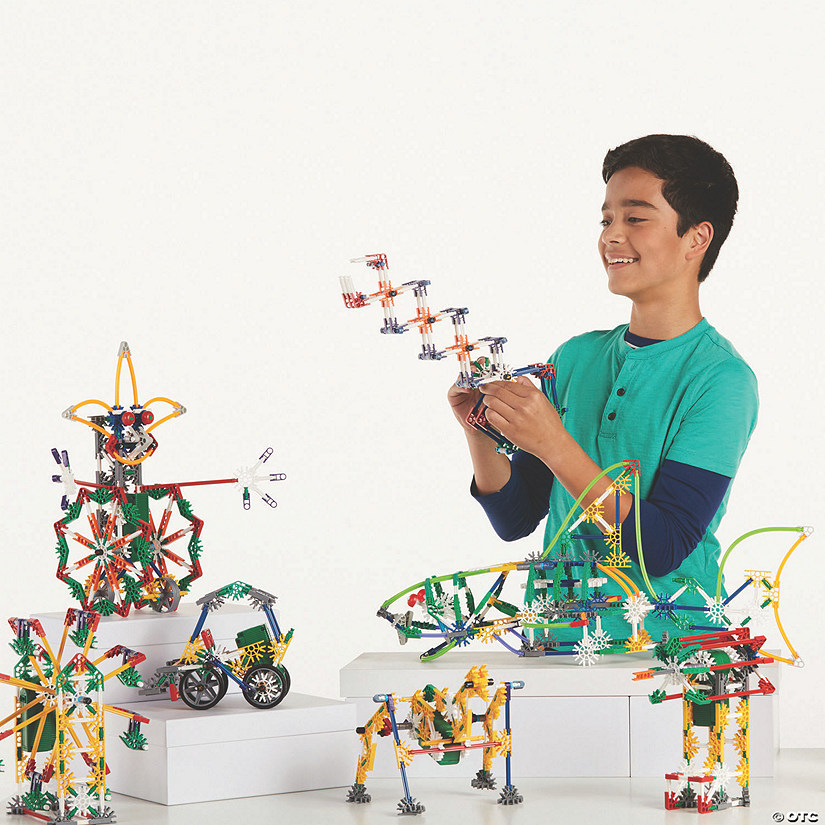 K'Nex Power and Play Building Set Audio Thumbnail