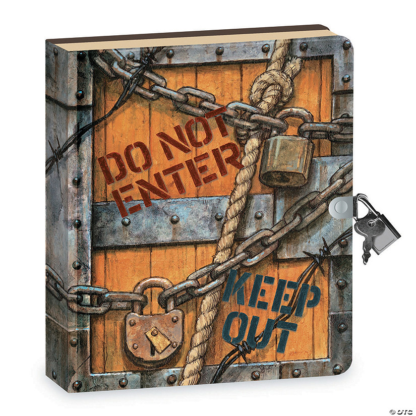 Keep Out! Diary Audio Thumbnail