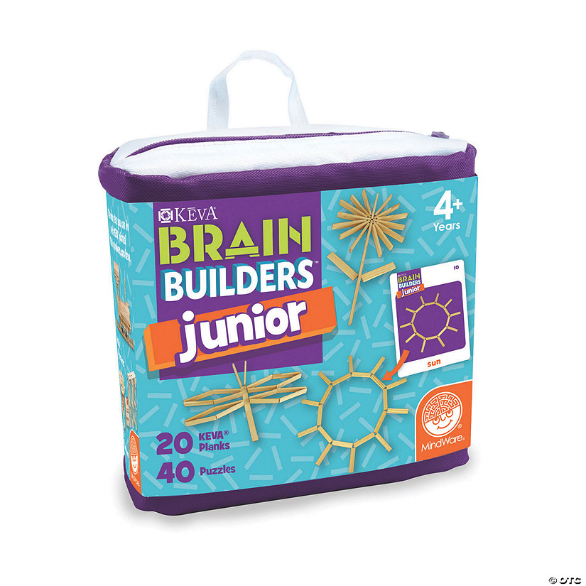KEVA Brain Builders Junior Audio Thumbnail