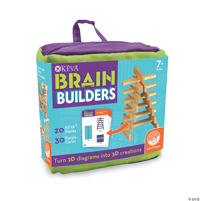 KEVA Brain Builders Audio Thumbnail