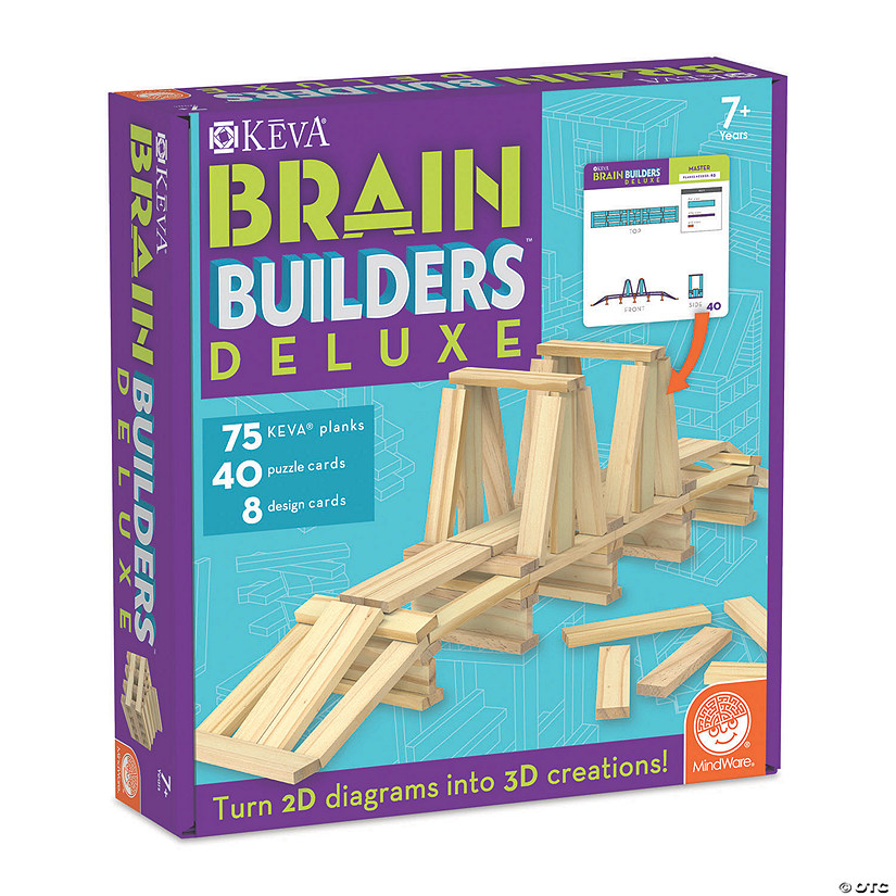 KEVA Deluxe Brain Builders Audio Thumbnail