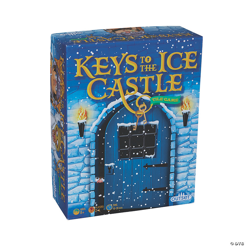 Keys to the Ice Castle Audio Thumbnail