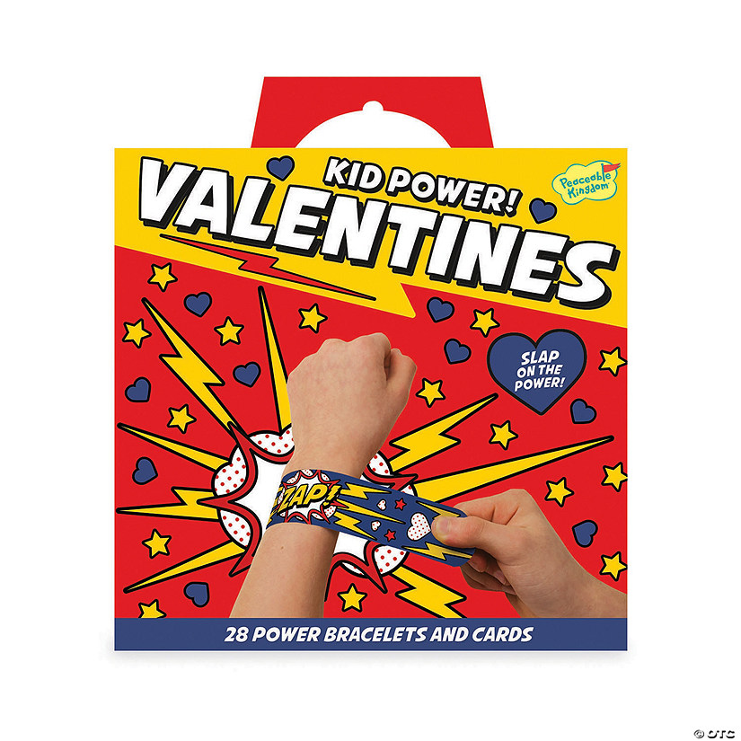 Kid Power! Super Fun Valentine Pack Image Thumbnail